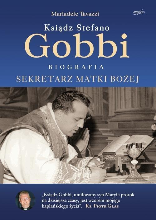Ksiądz Stefano Gobbi. Sekretarz - okładka książki