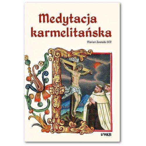 Medytacja karmelitańska - okładka książki