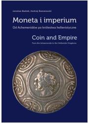 Moneta i imperium. Od Achemenidów - okładka książki