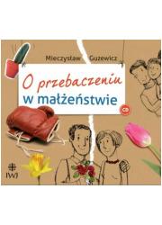 O przebaczeniu w małżeństwie (CD) - pudełko audiobooku