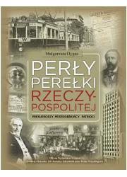 Perły Perełki Rzeczypospolitej - okładka książki
