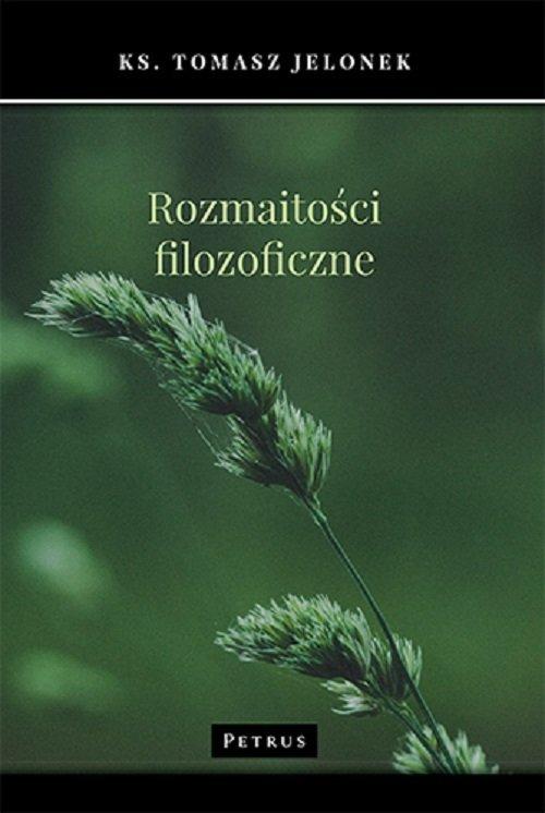 Rozmaitości filozoficzne - okładka książki