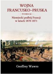 Wojna francusko-pruska - okładka książki