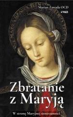 Zbratanie z Maryją - okładka książki