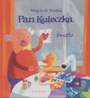 Pan Kuleczka. Światło - okładka książki
