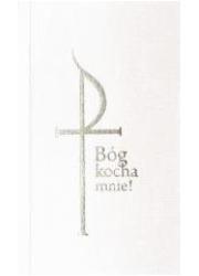 Bóg kocha mnie biały - okładka książki