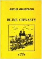 Bujne chwasty - okładka książki