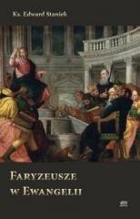 Faryzeusze w Ewangelii - okładka książki
