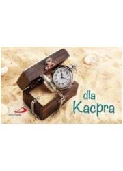 Imiona - Dla Kacpra - okładka książki