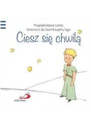 Mały Książę - Ciesz się chwilą - okładka książki