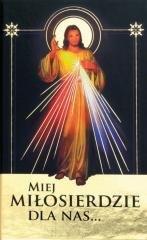 Miej miłosierdzie dla nas - okładka książki