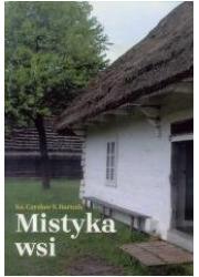Mistyka wsi - okładka książki