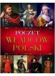Poczet władców Polski - okładka książki