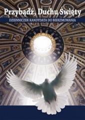 Przybądź, Duchu Święty - cykl jednoroczny - okładka książki