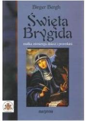 Święta Brygida matka ośmiorga dzieci - okładka książki
