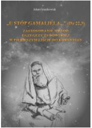 U stóp Gamaliela...  (Dz 22,3) - okładka książki