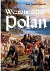 Wczesne dzieje Polan - okładka książki