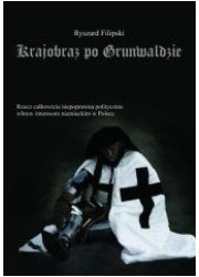Krajobraz po Grunwaldzie (+ CD) - okładka książki