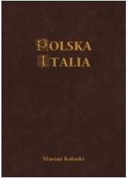 Polska Italia - okładka książki