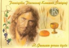 Z Jezusem przez życie. Pamiątka - okładka książki