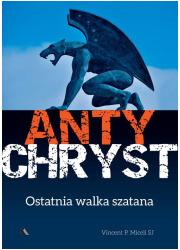 Antychryst. Ostatnia walka szatana - okładka książki