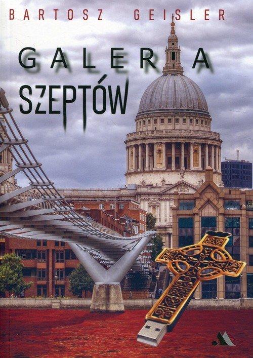 Galeria szeptów - okładka książki