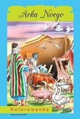 Kolorowanka. Arka Noego - okładka książki