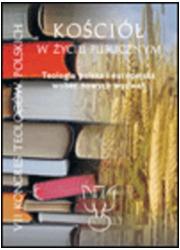 Kościół w życiu publicznym. Teologia - okładka książki