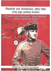 Manfred von Richthofen (1892-1918) - okładka książki