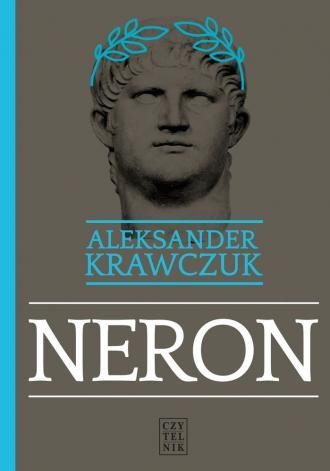 Neron - okładka książki