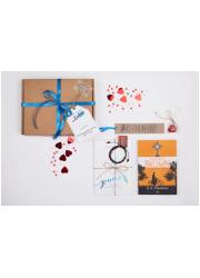 Zestaw prezentowy na Walentynki - okładka książki