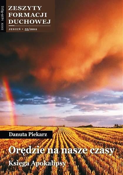 Zeszyty Formacji Duchowej nr 53. - okładka książki