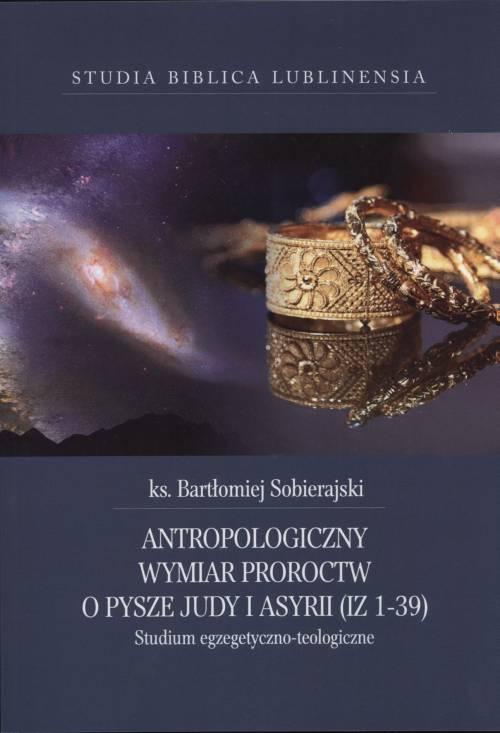 Antropologiczny wymiar proroctw - okładka książki