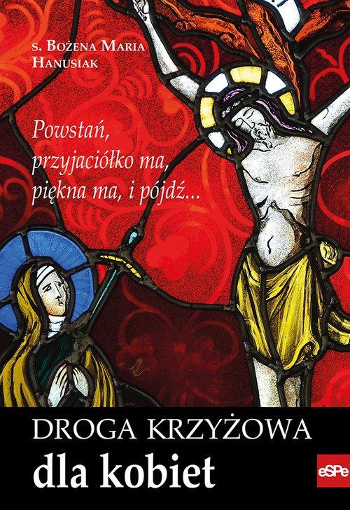 Droga krzyżowa dla kobiet - okładka książki