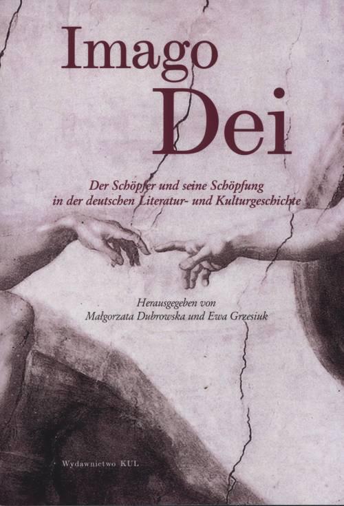 Imago Dei. Der Schöpfer und seine - okładka książki