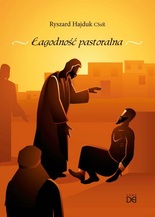 Łagodność pastoralna - okładka książki