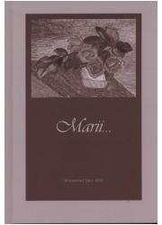 Marii... O jakości życia - okładka książki