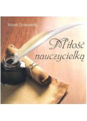 Miłość nauczycielką miniperełki - okładka książki