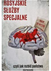 Rosyjskie służby specjalne. czyli - okładka książki
