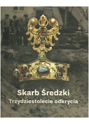 Skarb Średzki. Trzydziestolecie - okładka książki