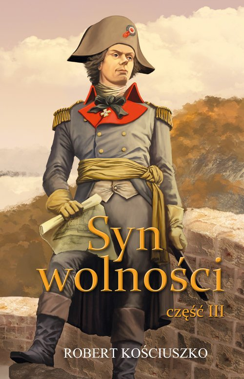 Syn Wolności cz. III - okładka książki