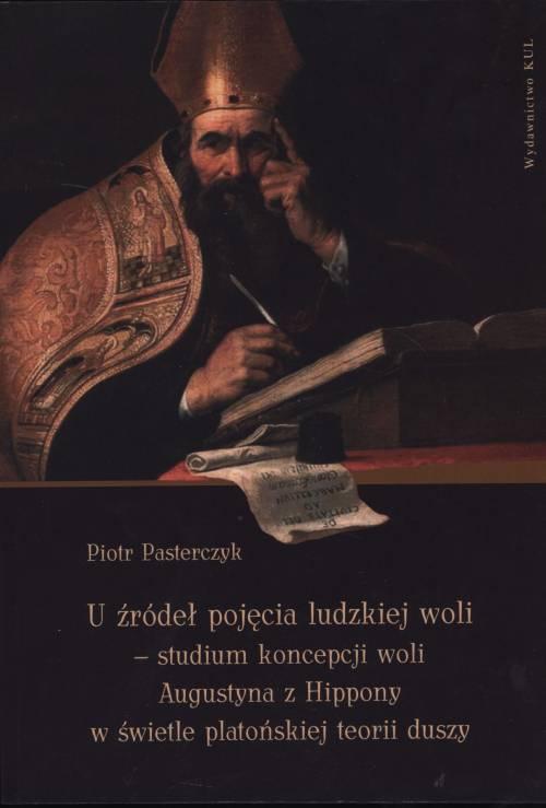 U źródeł pojęcia ludzkiej woli - okładka książki