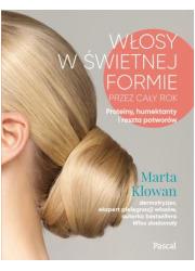 Włosy w świetnej formie przez cały - okładka książki