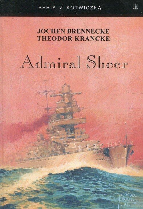 Admiral Sheer. Krążownik dwóch - okładka książki