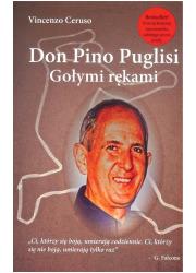 Don Pino Puglisi. Gołymi rękami - okładka książki