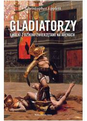 Gladiatorzy - okładka książki