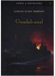 Guadalcanal. Seria z kotwiczką - okładka książki
