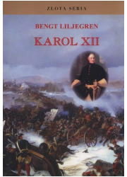 Karol XII. Złota seria - okładka książki