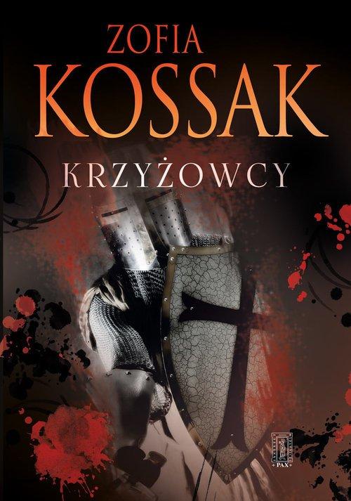 Krzyżowcy  III/IV - okładka książki