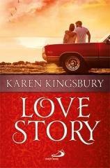 Love Story - okładka książki